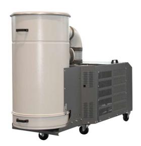 mobile Hochvakuum Schweiß- rauchfilter
